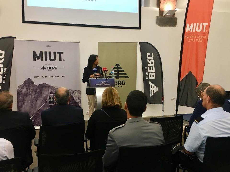 Paula Cabaço destaca contributo do MIUT para a afirmação da Madeira, enquanto destino de turismo ativo