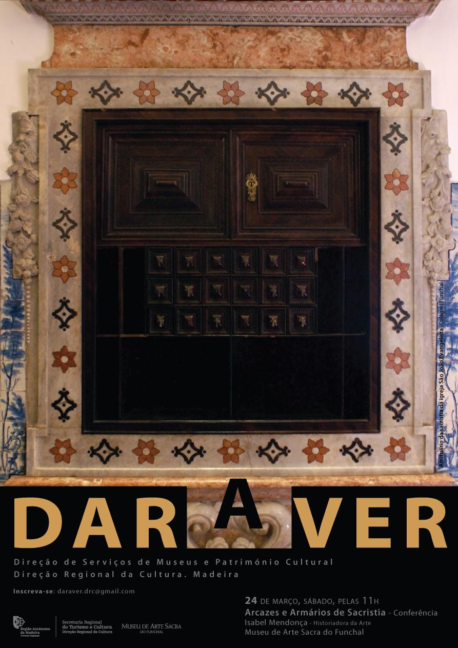 """III Edição do projeto """"DAR A VER"""" arranca no próximo dia 24 de março"""