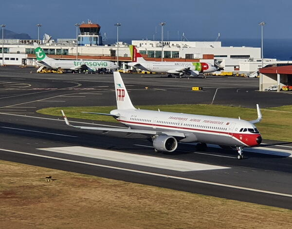 Madeira exige cumprimento no OE da compra de equipamentos para o Aeroporto