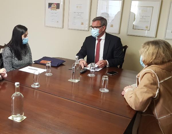 SRTC assina protocolo com a Associação Cultural e Recreativa do Galeão