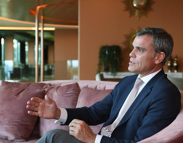 Secretário regional diz que estão a ser criadas condições para a retoma da atividade turística