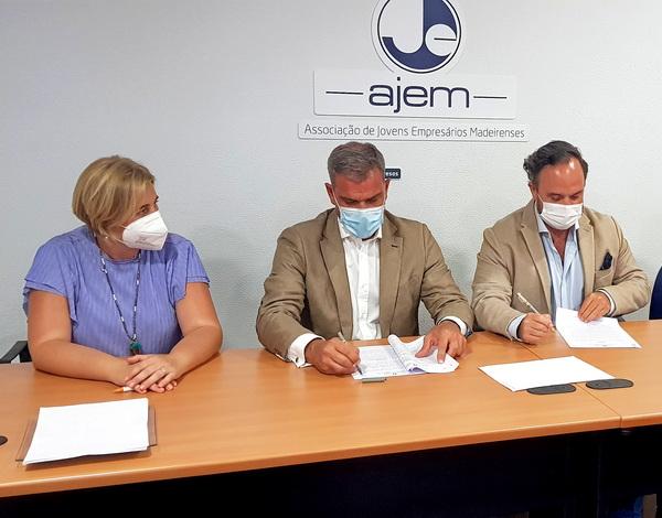 """AJEM apoiada pelo Governo Regional para realizar """"Madeira Flower Collection"""""""