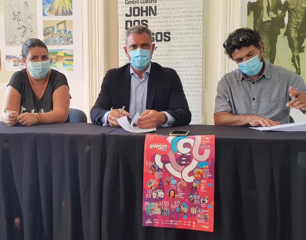 Secretaria Regional da Cultura assinou contrato-programa com a 'Avesso'