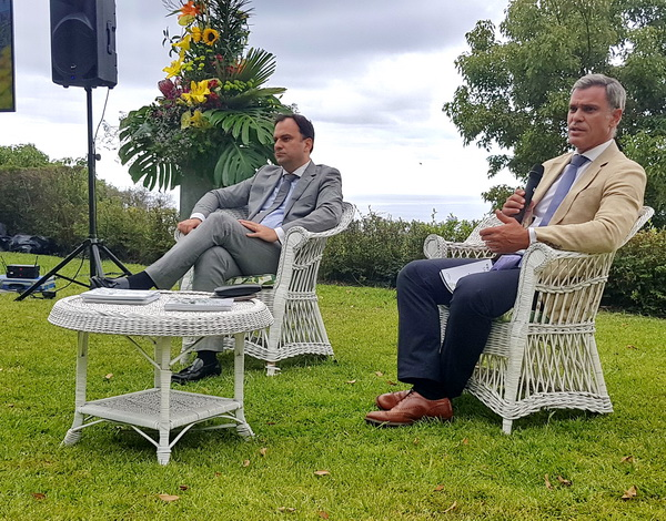 """Secretário regional de Turismo releva valor nova app 'Madeira Gardens"""""""