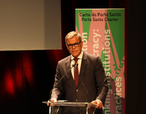 Almejamos que a Cultura, cada vez mais, possa ganhar expressão e concretização no léxico e agenda das instituições europeias
