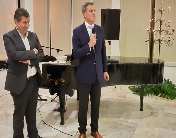 Eduardo Jesus elogia contributos do Grupo Dorisol ao setor