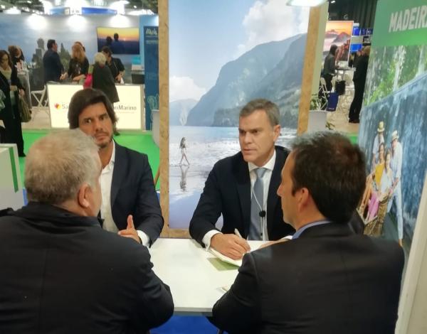 Secretário Regional satisfeito com ligações de Espanha