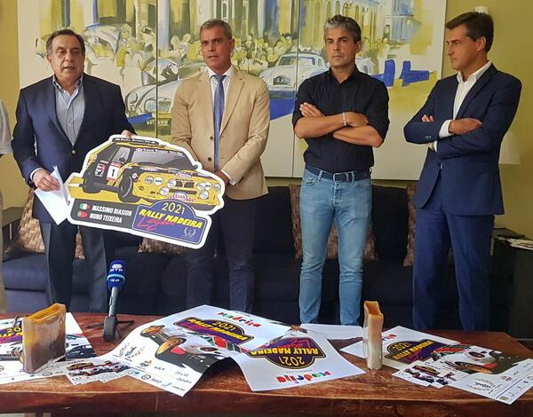Eduardo Jesus releva importância do Raly Madeira Legend