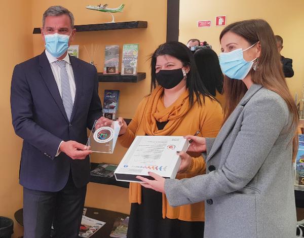 """Lido Tours recebe certificação """"Madeira Safe to Discover"""""""