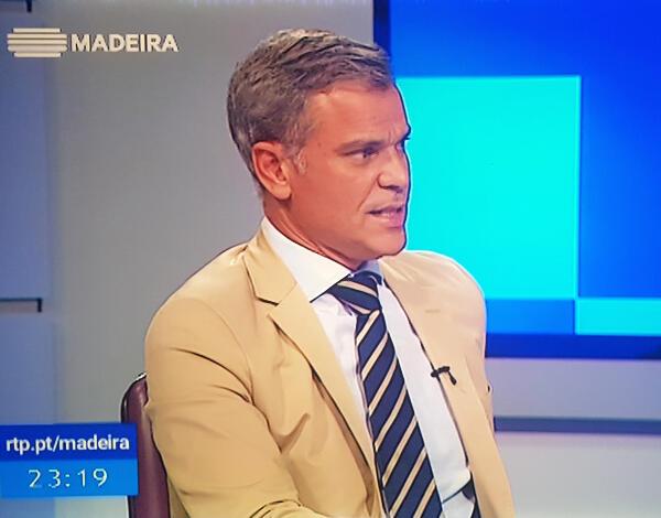 Secretário Regional no programa da RTP-M 'Tema da Semana'