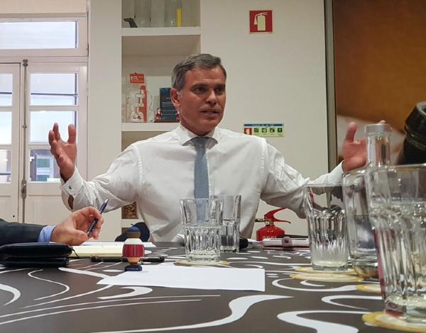 """Eduardo Jesus: """"A Madeira está de parabéns, e está a sua História, a sua cultura, a sua população"""""""