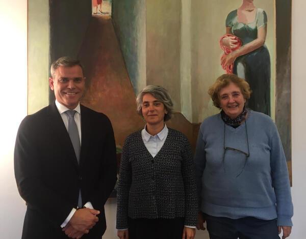 Cultura motiva reunião em Lisboa