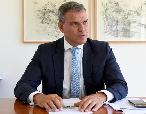 Eduardo Jesus lança nova comunicação junto dos governos europeus