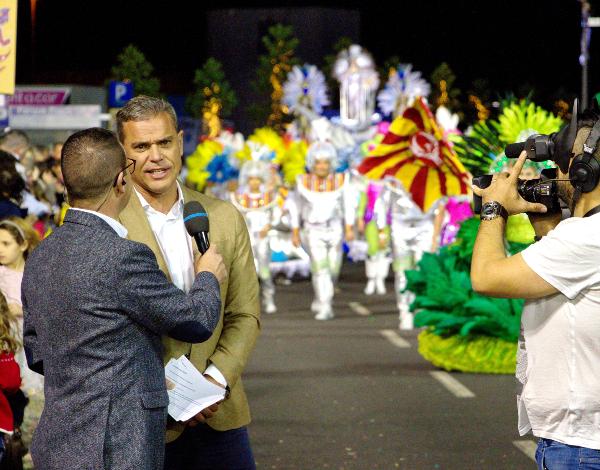 Secretário do Turismo diz que o Cortejo Alegórico é uma aposta forte da Madeira