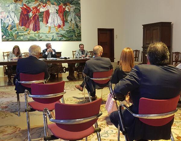 Governo reuniu três secretários  e explicou apoios a empresários do Turismo