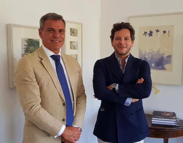 Eduardo Jesus reuniu com o presidente do Turismo de Portugal