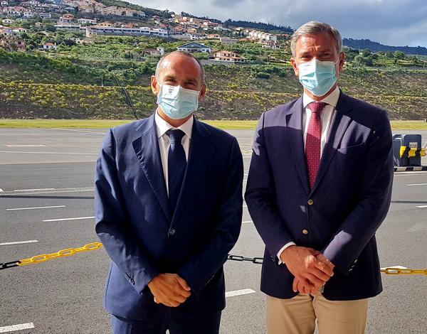Eduardo Jesus enaltece nova operação da Roménia