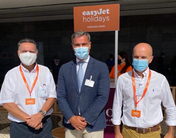 Novo operador 'easyJet Holidays' inicia viagens para a Madeira