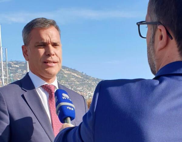 Secretário Regional diz que a Madeira encerra o ano em grande