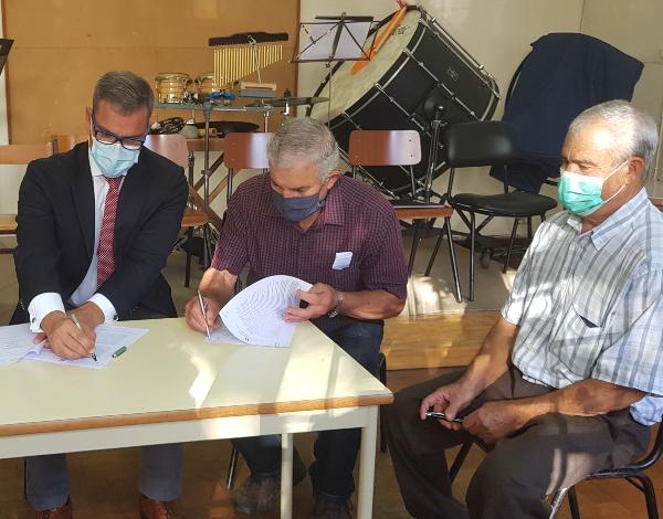 Banda Municipal da Ribeira Brava pode continuar a contar com o Governo Regional