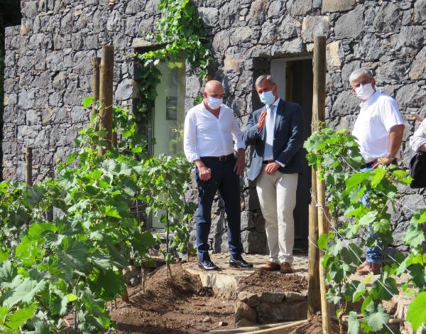 Eduardo Jesus diz que novo hotel Socalco Nature valoriza a oferta da Madeira