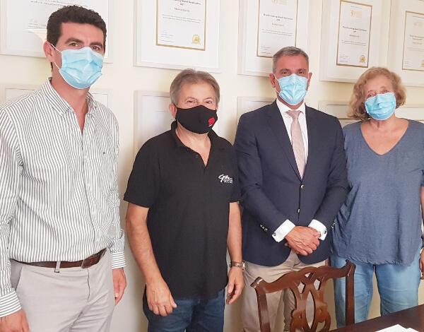 Governo Regional apoia  Grupo de Teatro de Machico