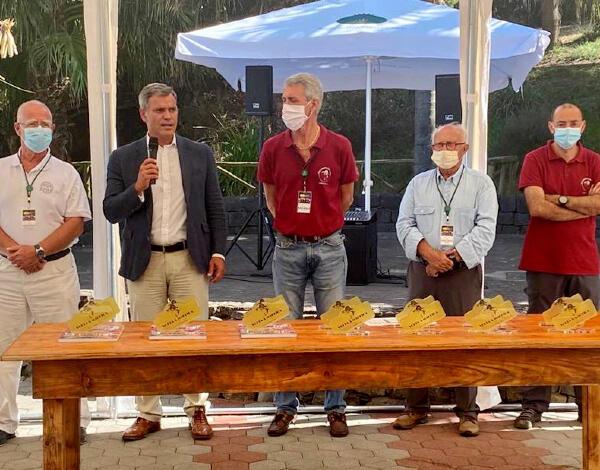 Secretário Regional de Turismo enaltece organização da 'Volta à Madeira - Classic Rally'