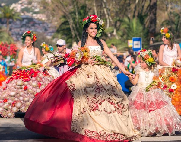 Governo Regional realiza festas da Flor e do Vinho da Madeira em setembro