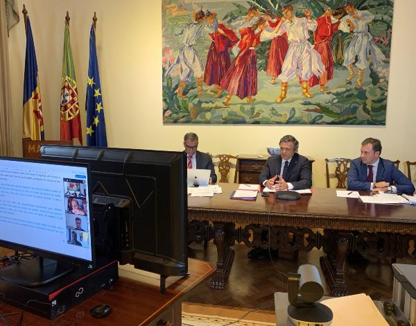 Governo Regional prepara conjunto de medidas para apoiar todas as empresas da Região