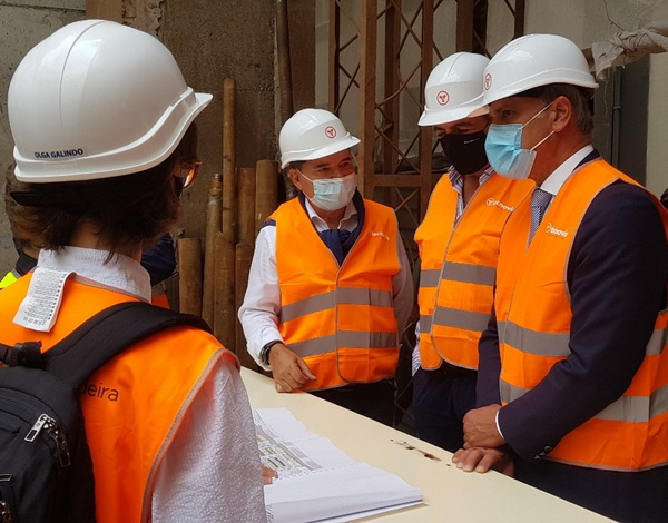 Construção do 'Barceló Funchal Oldtown' reforça confiança no destino Madeira