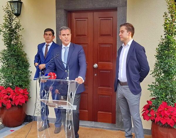 Quinta da Saraiva representa a oferta da Madeira de montanha, mar e cultura