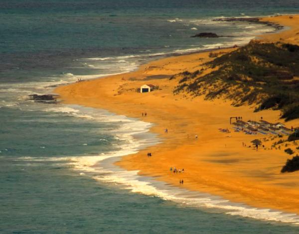 Porto Santo no Top 10 europeu das praias mais seguras