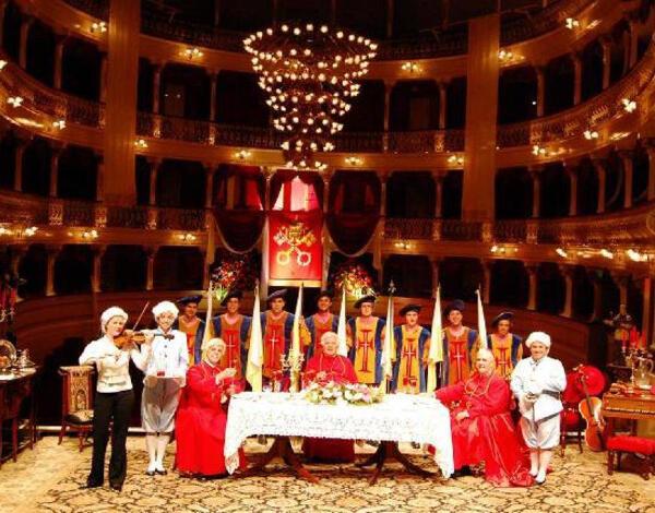 Governo Regional assinala online o Dia Mundial do Teatro