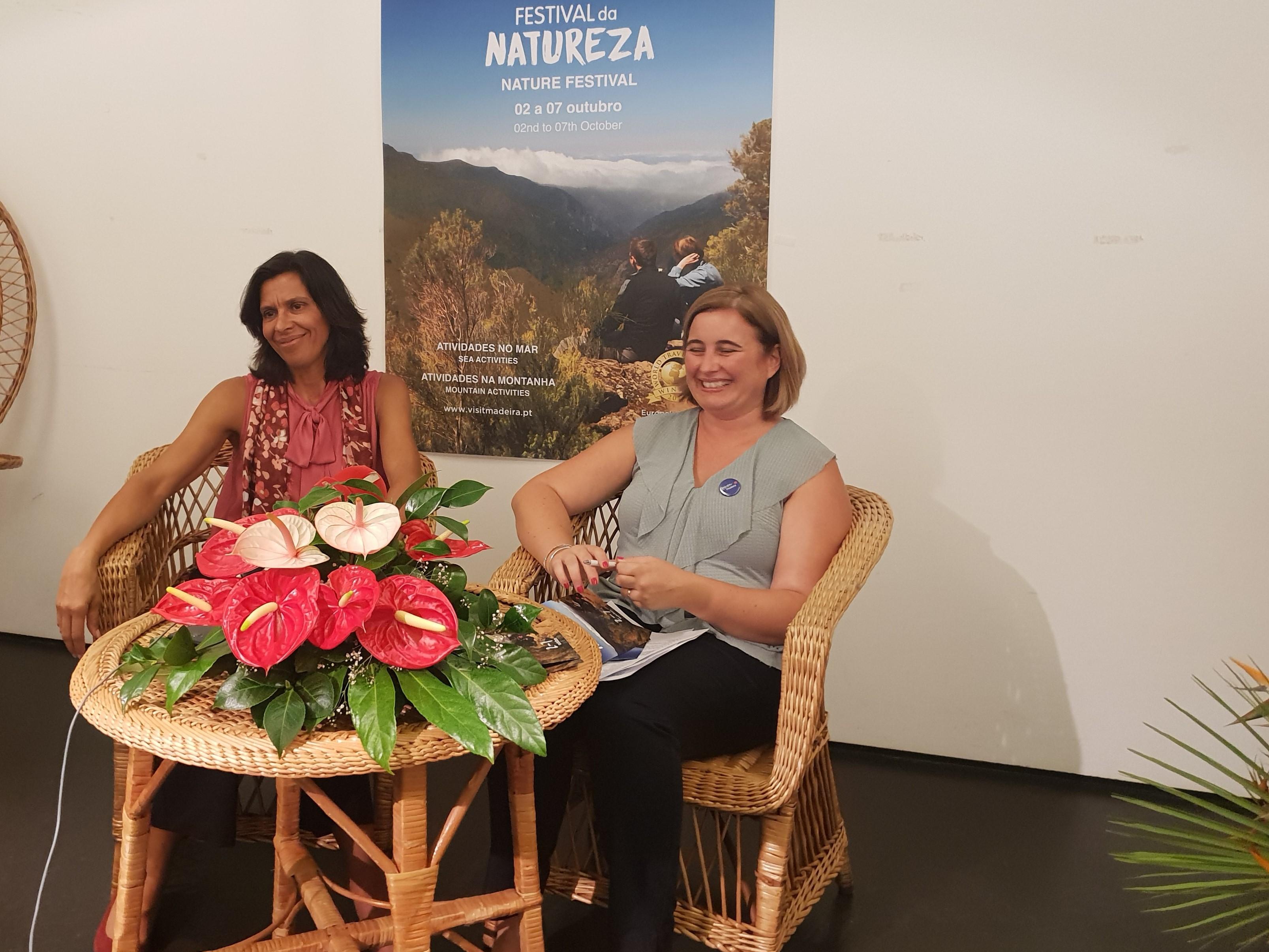 Festival da Natureza arranca com 23 atividades, em 8 concelhos, incluindo, pela primeira vez, o Porto Santo.