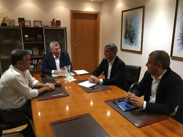 Governo empenhado em esbater sazonalidade no Porto Santo