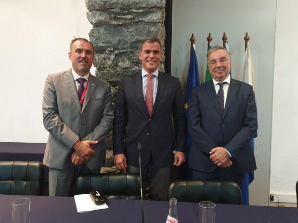 Secretário Regional realça papel  da UMa em prol do Turismo