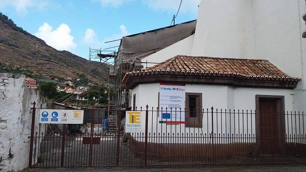 Recuperação das Capelas da Igreja Matriz de Machico