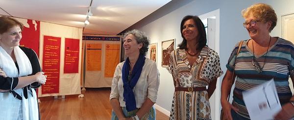 MUDAS acolhe primeira exposição de Ana Pérez-Quiroga, na Região