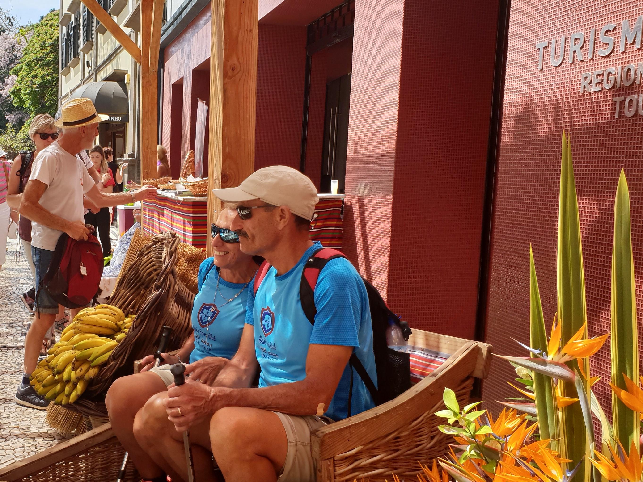 """Madeira """"Hospitaleira"""" homenageia os seus Turistas"""