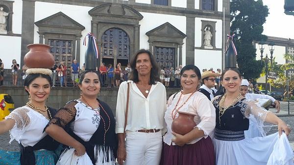 Governo Regional reitera compromisso a favor do folclore