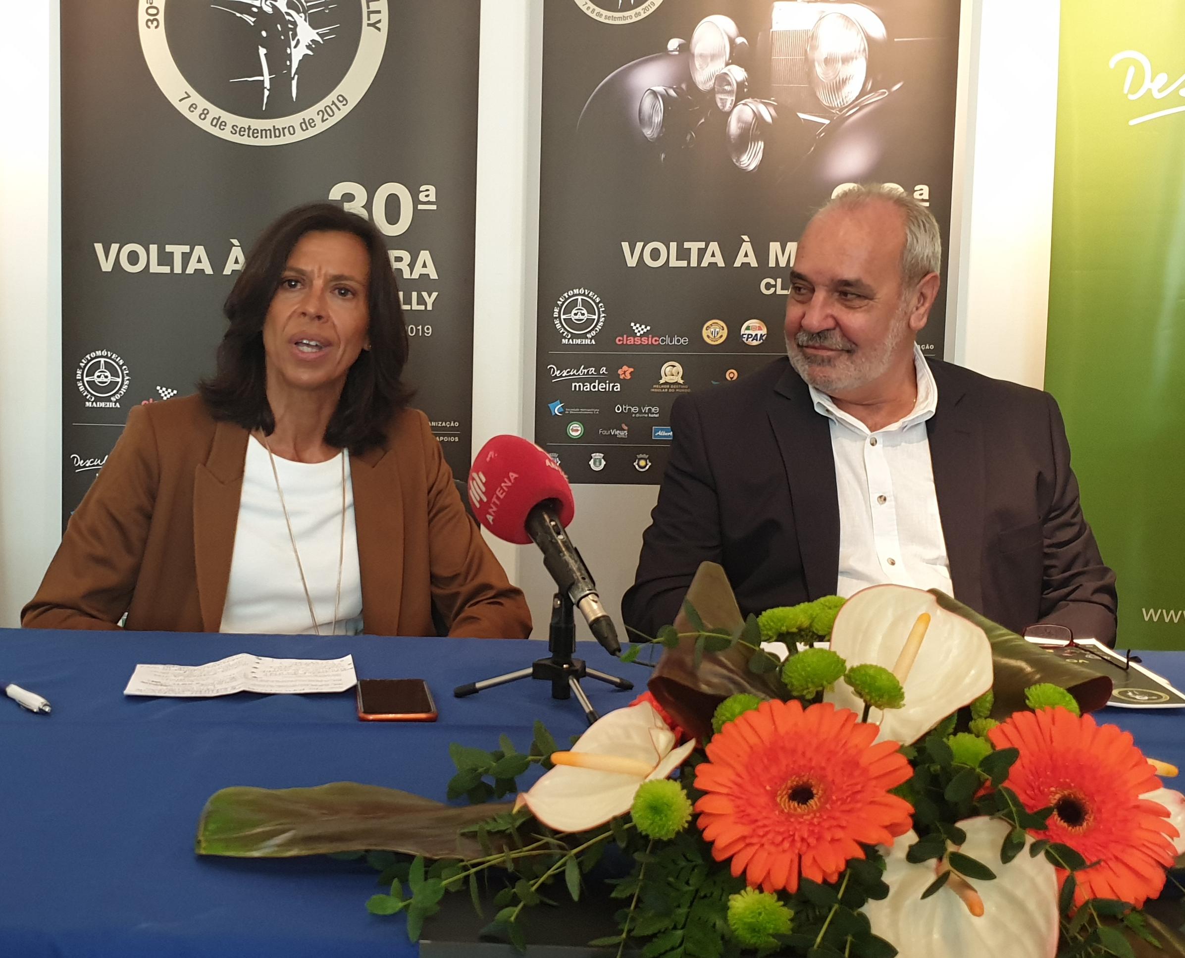 "Governo Regional garante apoio futuro ""aos clássicos"""