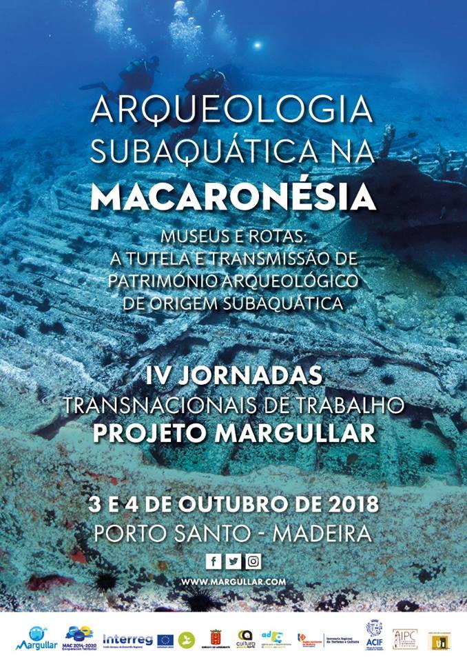 Porto Santo acolhe IV Jornadas Transnacionais de Trabalho do Projeto  MARGULLAR
