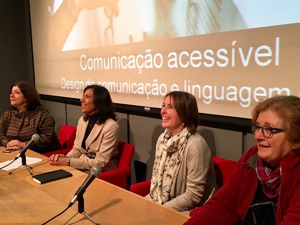 100 profissionais frequentam Curso de Comunicação cultural acessível, durante esta semana, na Casa-Museu Frederico de Freitas
