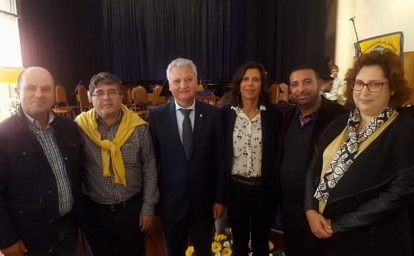 Governo Regional apoia deslocação, a Lisboa, da Banda Municipal de Santana