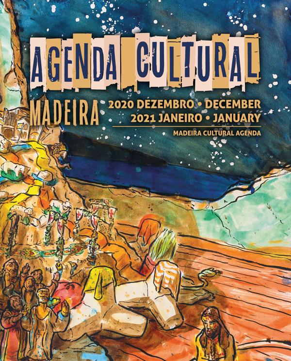 Agenda Cultural dezembro 2020/janeiro 2021