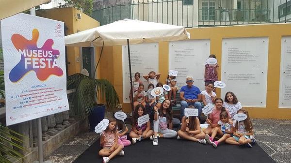 """""""Museus em Festa!"""" termina, hoje, no Universo de Memórias João Carlos Abreu"""
