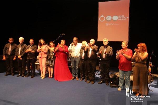 Depois do Funchal, Calheta e Machico, homenagem a Max encantou no Porto Santo