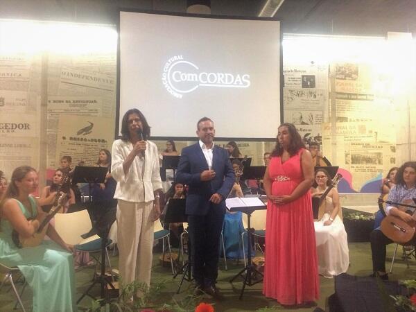 Paula Cabaço destaca apoio do Governo Regional às Orquestras de Bandolins
