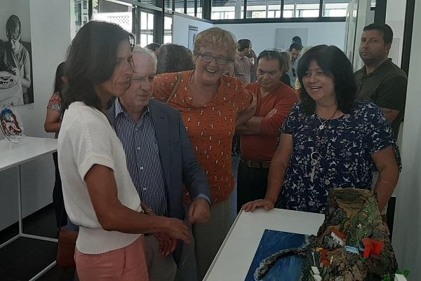 Exposição de artesanato dos 600 Anos na Ponta de Sol