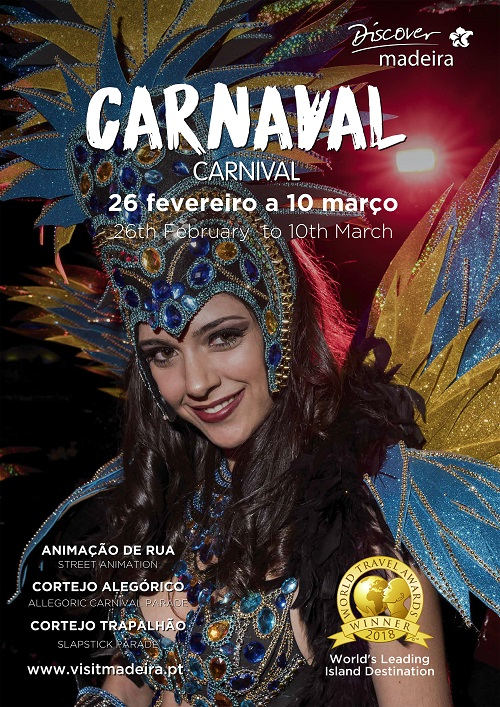 Folia Carnavalesca prossegue, em alta, neste fim de semana
